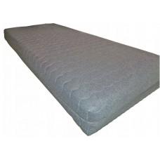 Pokrowiec na materac 180x200 pikowany szary szyty na miarę