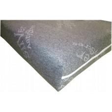 Pokrowiec na materac silver 200x220 niepikowany szyty na miarę