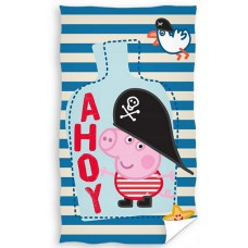 Ręcznik dziecięcy kąpielowy licencyjny 30x50 pirat