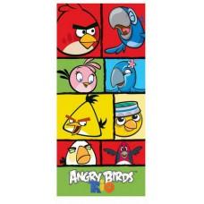 Ręcznik dziecięcy kąpielowy licencyjny 70x140 Angry Bird wzór 17