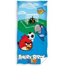 Ręcznik dziecięcy kąpielowy licencyjny 70x140 Angry Birds wzór 18