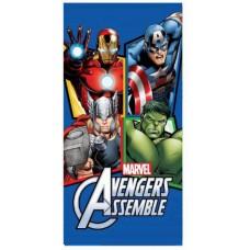 Ręcznik dziecięcy kąpielowy licencyjny 70x140 Avengers wzór 22