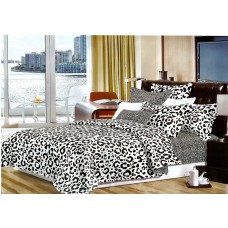 Narzuta na łóżko 160x200 dwustronna bawełniana