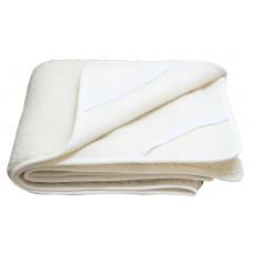Podkład wełniany na materac 140x200 dla seniora