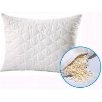 Poduszka antyalergiczna medyczna pikowana 70x80 biała