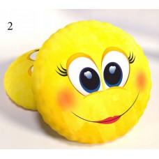 Poduszka dziecięca emotka średnica 40cm okrągła