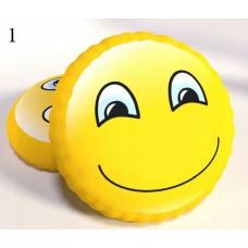 Poduszka dziecięca emotka  średnica 40cm okrągła uśmiech