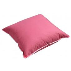 Poduszka z pierza gęsiego 70x80 różowa