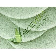 Pokrowiec na materac 160x200 pikowany aloesowy szyty na miarę