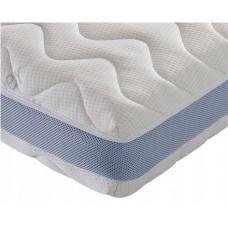 Pokrowiec na materac 160x200 pikowany Silver Med 3D szyty na miarę