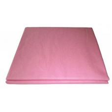 Prześcieradło bawełniane klasyczne 160x210 różowe