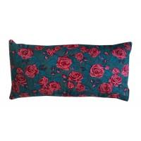 Poduszka ozdobna Ikea 30x60 kwiaty róże 22