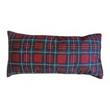 Poduszka ozdobna Ikea 30x60 szkocka krata 23