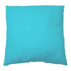 Poduszka ozdobna Ikea 50x50 błękitna
