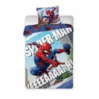 Pościel dziecięca bawełniana 140x200  2-częściowa Spiderman030