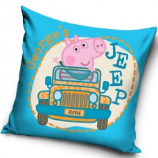 Poszewka na poduszkę dziecięca 40x40 Świnka Peppa PP182043