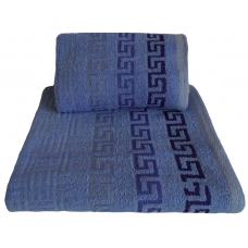 Ręcznik kąpielowy frotte 50x100 bawełna wzór 1
