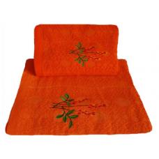 Ręcznik kąpielowy frotte 50x100 bawełna wzór 10
