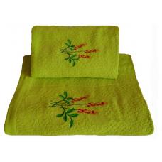 Ręcznik kąpielowy frotte 50x100 bawełna wzór 11