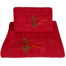 Ręcznik kąpielowy frotte 50x100 bawełna wzór 12