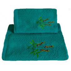 Ręcznik kąpielowy frotte 50x100 bawełna wzór 13
