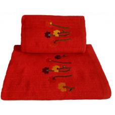 Ręcznik kąpielowy frotte 50x100 bawełna wzór 14