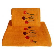 Ręcznik kąpielowy frotte 50x100 bawełna wzór 16