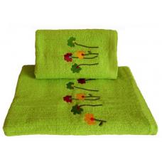 Ręcznik kąpielowy frotte 50x100 bawełna wzór 17