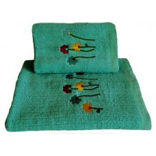 Ręcznik kąpielowy frotte 50x100 bawełna wzór 18