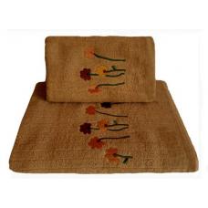 Ręcznik kąpielowy frotte 50x100 bawełna wzór 19