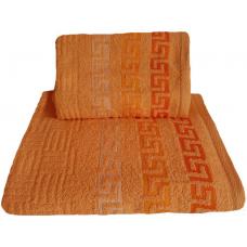 Ręcznik kąpielowy frotte 50x100 bawełna wzór 2