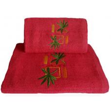 Ręcznik kąpielowy frotte 50x100 bawełna wzór 23